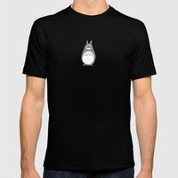 MNT TO-TO-RO Mens Fitted Tee Black SMALL