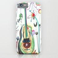 iPhone & iPod Case featuring Encore by VirginiaEddie Designs