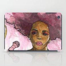 Macy Gray's Greatest Hits iPad Case