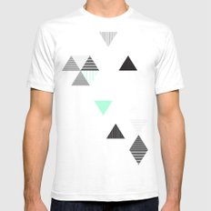 Drieh Mens Fitted Tee White SMALL