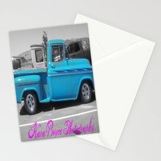 Blue Vintage Stationery Cards
