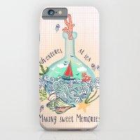 Bottle Ship iPhone 6 Slim Case