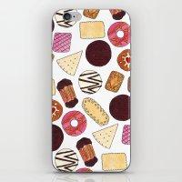 I Love Biscuits iPhone & iPod Skin