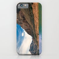 iPhone & iPod Case featuring Canyon Waters by Miss Baker