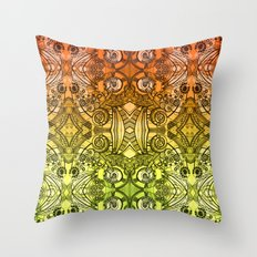 pattern series 108 Throw Pillow