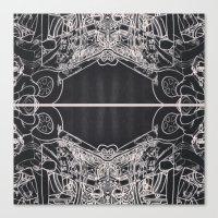 Fractals Canvas Print