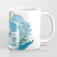 I Love My Planet 2 Mug