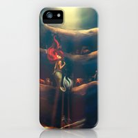 iPhone Cases featuring Someday by Alice X. Zhang