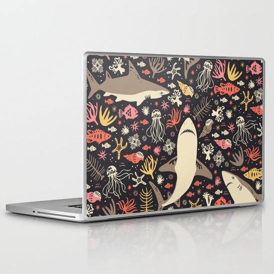 Oceanica Laptop & iPad Skin
