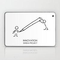 INNOVATION by ISHISHA PROJECT Laptop & iPad Skin