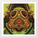 Guerrilla Art Squadron Redux #2 Art Print