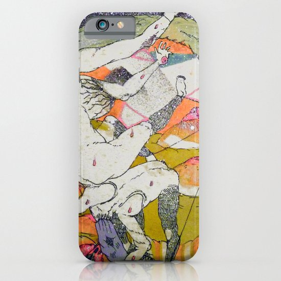 attention iPhone & iPod Case