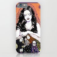 iPhone & iPod Case featuring INSPIRATION - Muse by Dianah B