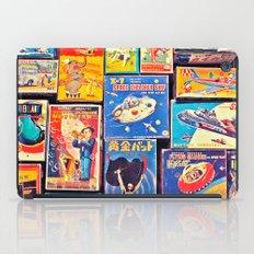 Toy Warp iPad Case