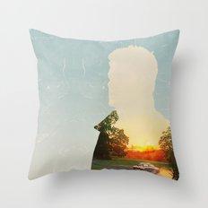 Dean Winchester Supernat… Throw Pillow