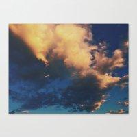 Visible Mass Canvas Print