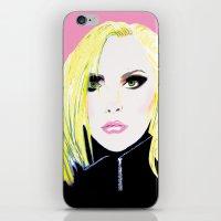Debbie Harry  - Blondie … iPhone & iPod Skin