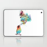 Sing For... Laptop & iPad Skin