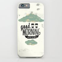 iPhone & iPod Case featuring Good morning 02 by nameisirene