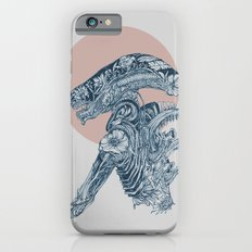 Floral Alien iPhone 6s Slim Case