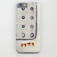 Number Four iPhone 6 Slim Case