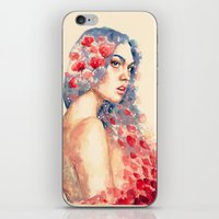 Demeter iPhone & iPod Skin