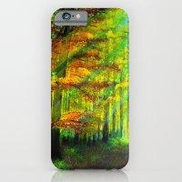 Sunlit Trees iPhone 6 Slim Case