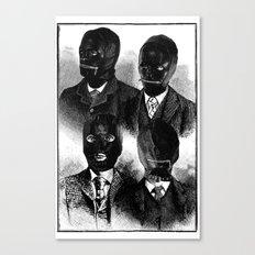 BDSM  Canvas Print