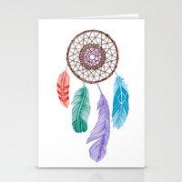 Dream Catcher Multi Stationery Cards
