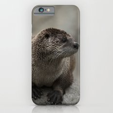 Doin' What He Otter iPhone 6 Slim Case