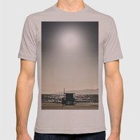 Venice Beach California … Mens Fitted Tee Cinder SMALL