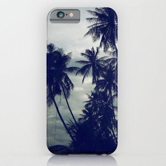 Palm Trees II iPhone & iPod Case