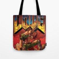 Doom Generation Tote Bag