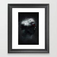 Portrait 15 Framed Art Print