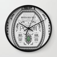 Legend Of Zelda Green Ch… Wall Clock