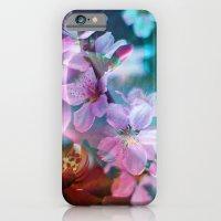 Double Flowers iPhone 6 Slim Case