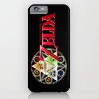 zelda iPhone & iPod Cases featuring ZELDA by September 9