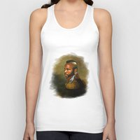 Mr. T - Replaceface Unisex Tank Top