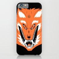 Cursed Fox iPhone 6 Slim Case