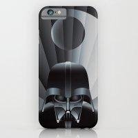 Deco Vader (design size 11x14) iPhone 6 Slim Case