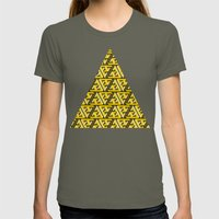 Impossible Trinity Womens Fitted Tee Lieutenant SMALL