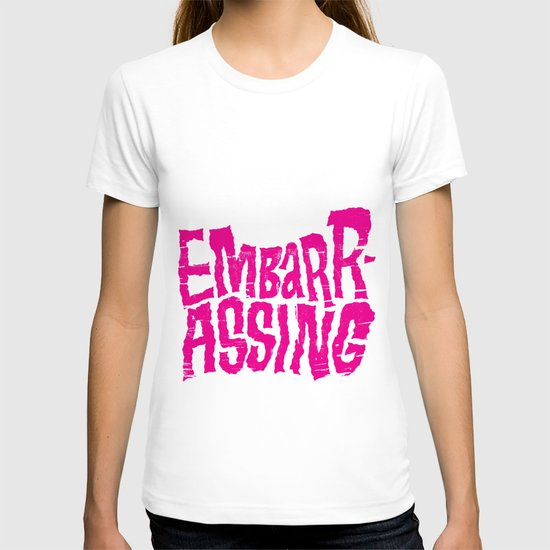 Beauty is Embarrassing  T-shirt