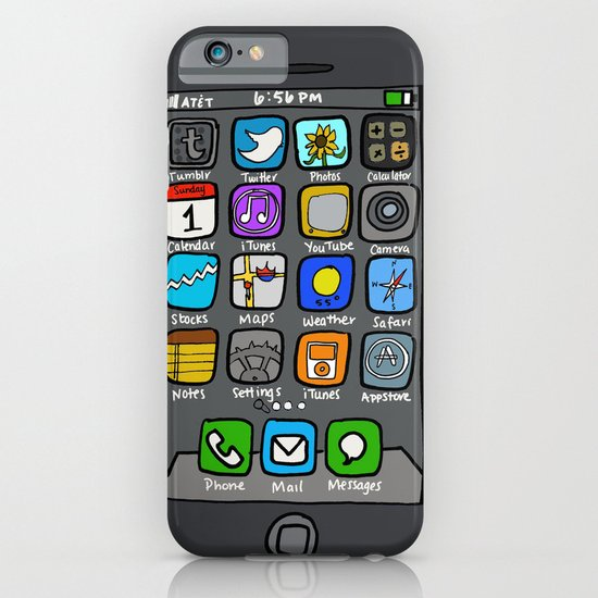iPhone by Jenny iPhone & iPod Case