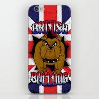 British Bulldog Union Ja… iPhone & iPod Skin
