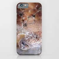 Owl :: In the Pines iPhone 6 Slim Case