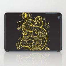 The Golden Eel (in yellow gold) iPad Case