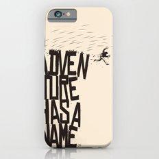 Adventure Has A Name Slim Case iPhone 6s