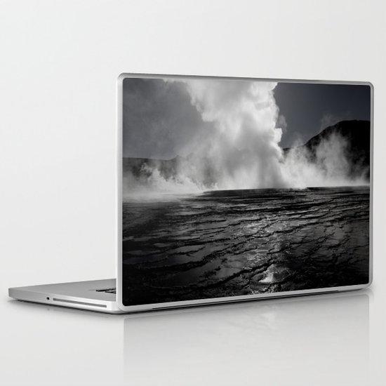 Tatio Geysers / Atacama  Laptop & iPad Skin