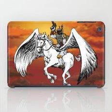 Boba Fett riding Pegasus iPad Case