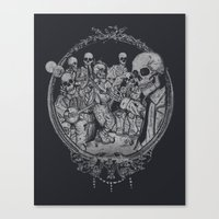 An Occult Classic Canvas Print
